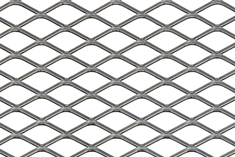 Rhomboidal mesh 30×17