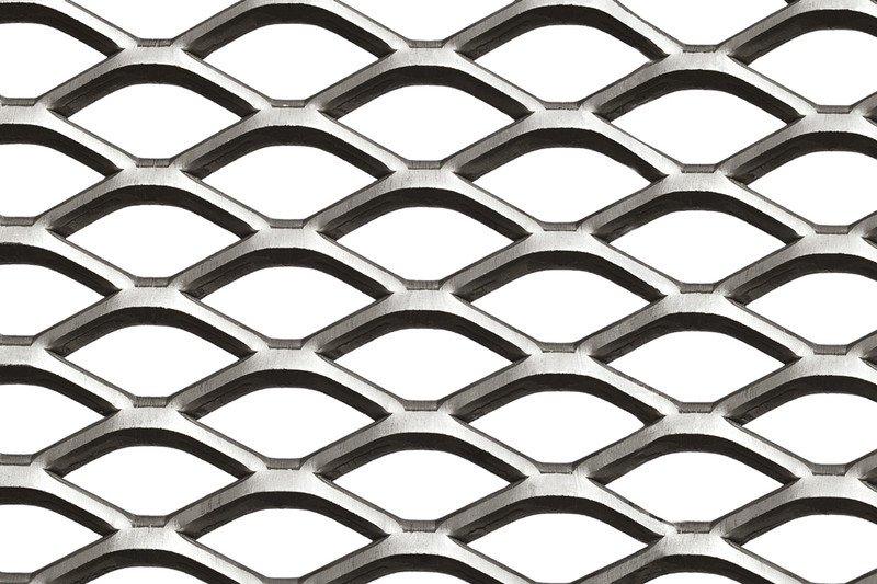 Rhomboidal mesh 45×20