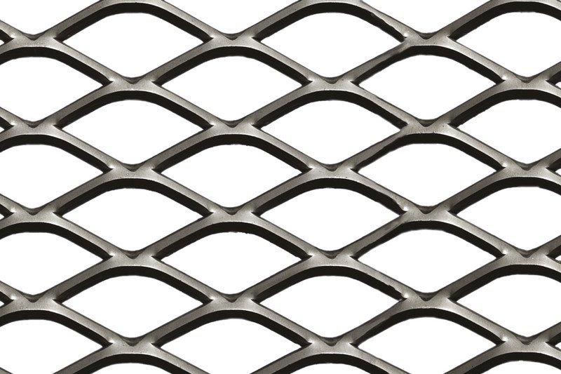 Rhomboidal mesh 50×18