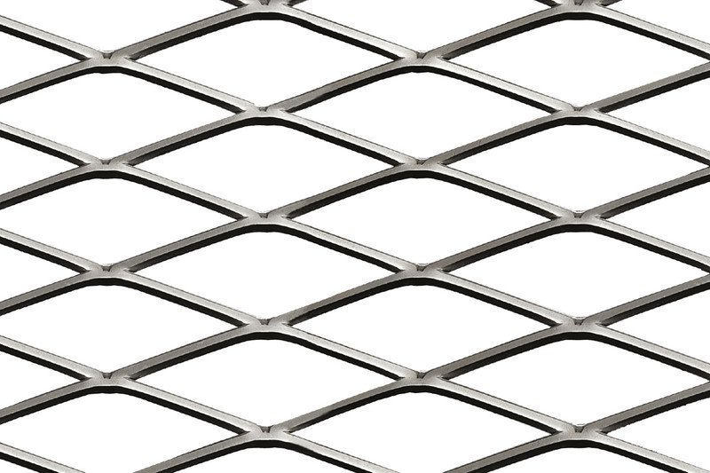 Rhomboidal mesh 62×23