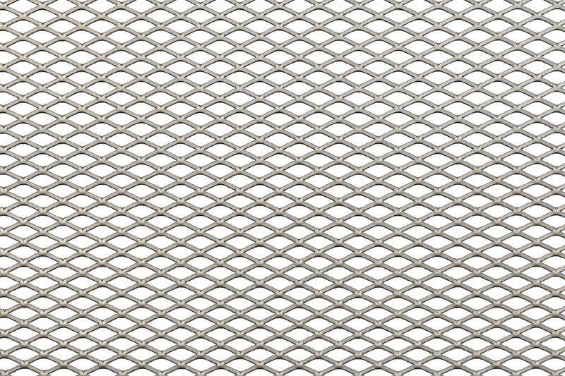 Rhomboidal mesh 10×5