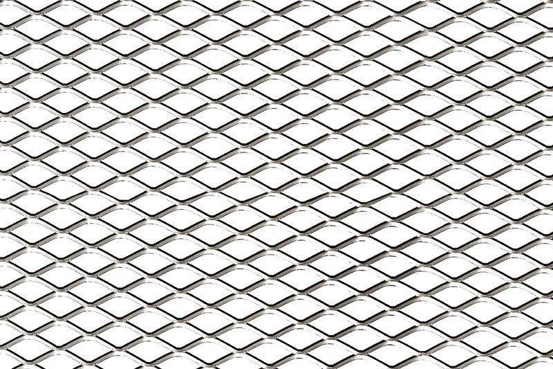 Rhomboidal mesh 16×8