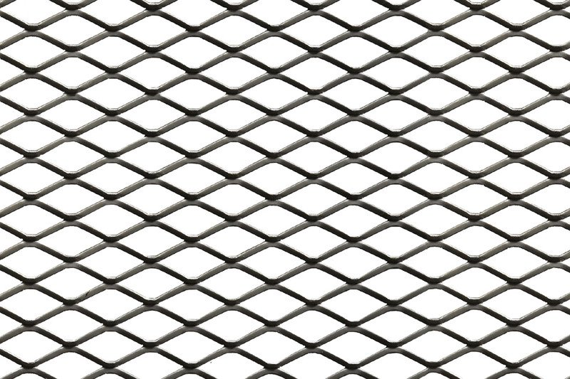 Rhomboidal mesh 20×10