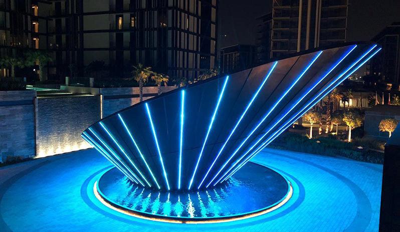 NAVIGLI Caesars Palace Entrance Feature Bluewaters Island 590 m2 (3)